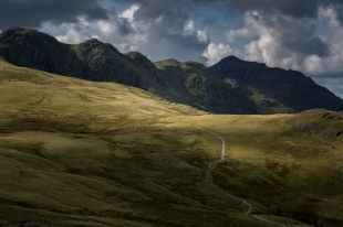 Crinkle Crags, Lake District