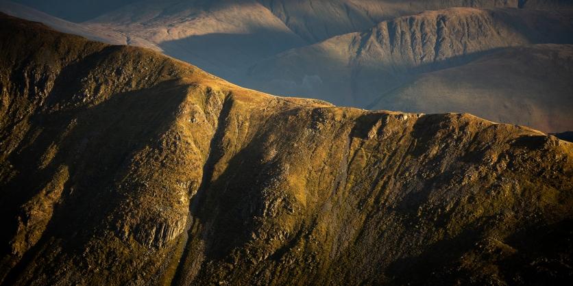 St Sunday Crag, Lake District