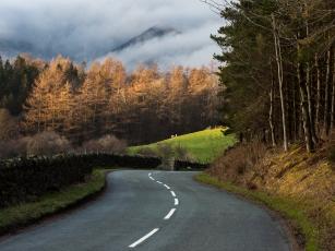 Near Clough Head, Lake District