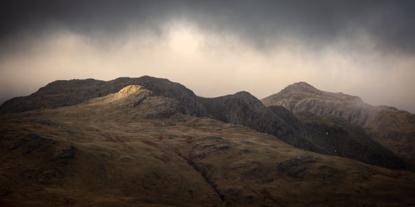 Sca Fell Massif, Lake District