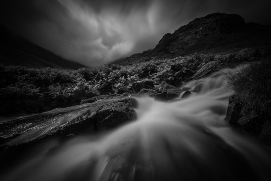 Grisedale Beck, Lake District